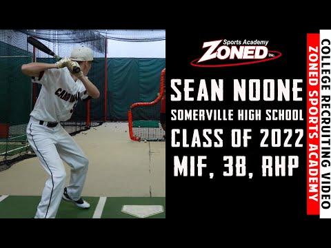 Sean Noone College Recruiting Video