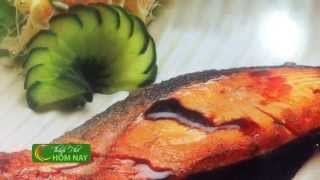 Cá hồi xốt xì dầu - Thành Phố Hôm Nay [HTV9 – 02.12.2015]