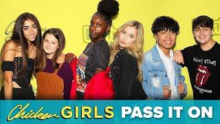 Chicken Girls Season 8 | Pass It On