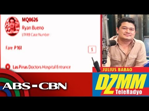 VIRAL: Grab driver di nagpabayad para sa pasaherong isinugod sa 2 ospital