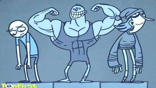 Trollface Quest 4 - Winter Olympics
