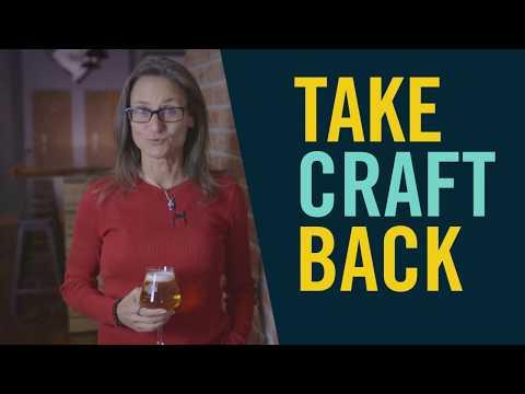Brewers Toolkit: Take Craft Back
