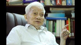 Nhớ về GS Hoàng Tụy, người thầy tóc bạc với tấm lòng son
