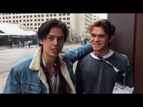 Riverdale Cast Funny&Cute Moments 6