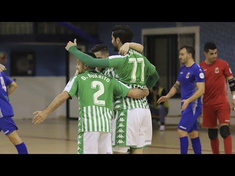 Real Betis Futsal - Ciudad de Móstoles