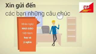 Những lời chúc Ngày Nhà giáo Việt Nam 20-11 hay và ý nghĩa