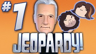 Jeopardy: What Is What - PART 1 - Game Grumps VS