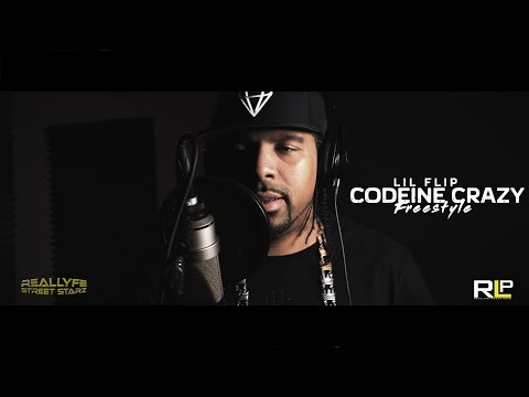 Lil Flip - Codeine Crazy Freestyle | Shot by @Reallyfe_Jeff