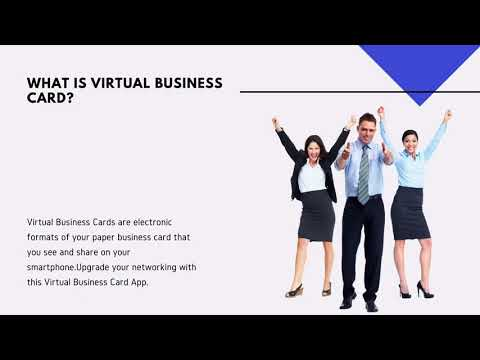 Get More Tips on How You Can Design Virtual Business Card?