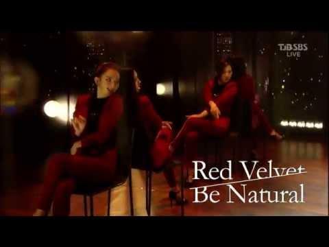 레드벨벳 (red velvet) - 비 내츄럴 (be natural) 교차편집