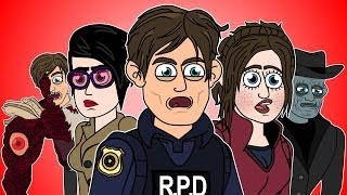 ♪ RESIDENT EVIL 2 THE MUSICAL - Animated Parody Song