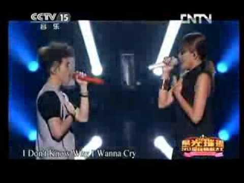 A-Lin -920(feat.小宇) 2013央視星光璀璨-世界情歌大匯