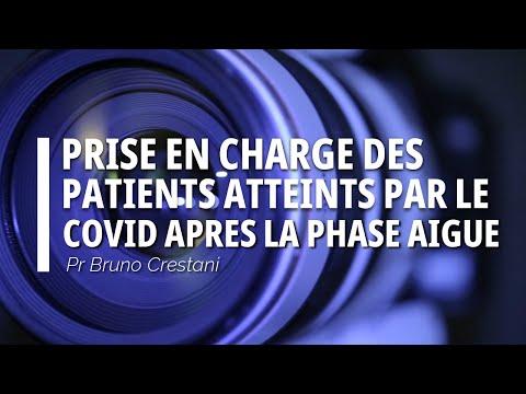 Prise en charge des patients atteints par le COVID-19 après la phase aiguë.