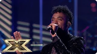 Dalton Harris sings Listen | Live Shows Week 5 | X Factor UK 2018