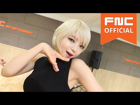 AOA - 사뿐사뿐 (Like a Cat) 안무영상(Dance Practice) Eye Contact ver.