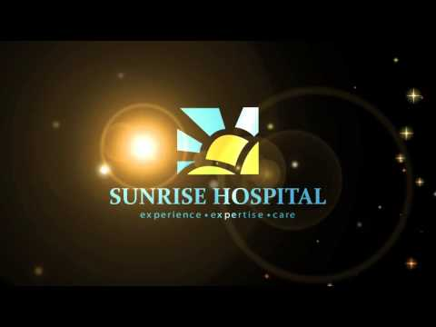 Sunrise Hospital Logo Created by Crystal Hues