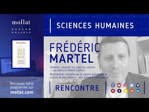 Vidéo de Frédéric Martel