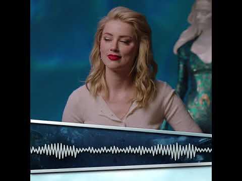 Aquaman - Sonido de Los 7 Mares