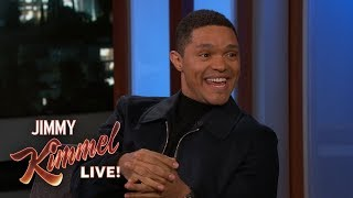 Trevor Noah's Mom Doesn't Care He's a Celebrity