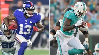 Odell Beckham Jr. and Jarvis Landry Practice Crazy One-Handed Catches | Catching Odell | NFL