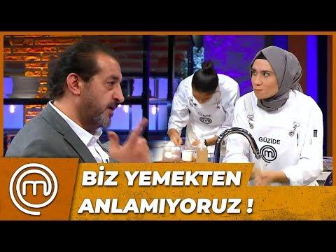 Güzide Şefleri Güleryüzle  Kandırdı !   MasterChef Türkiye
