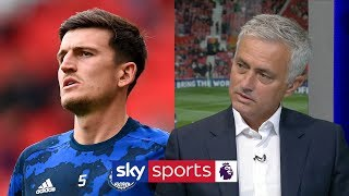 Does Jose Mourinho believe Harry Maguire will improve Manchester United? | Super Sunday
