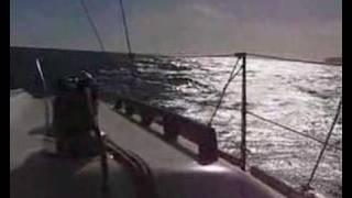 Paseo en barco de vela