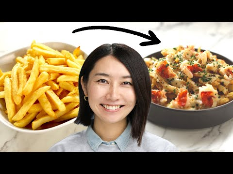 "Can This Chef Make Frozen Fries Fancy"" ? Tasty"