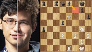 Battle For The Future: Heart and Soul || Carlsen vs Firouzja || Tata Steel (2021)