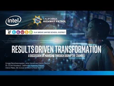 GTI2017 Sn3b: Results Driven transformation - Intel