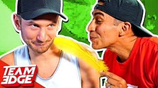 The Tickle Challenge!!
