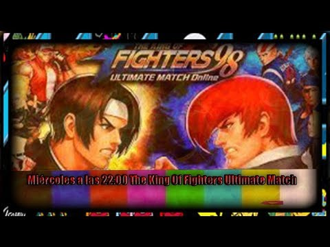 ➡Intentos  1CC The King Of Fighters 98 UM ⬅