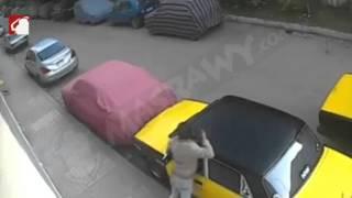 بالفيديو.. كشف لغز سرقة السيارات بالإسكندرية ''في دقيقة واحدة''