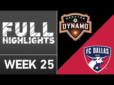 HIGHLIGHTS | Houston Dynamo 1-3 FC Dallas