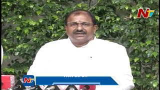AP BJP President Somu Veerraju reacts on Capital Decentral..