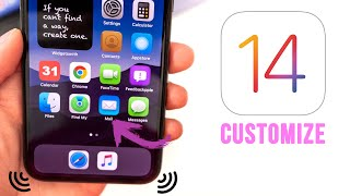 iOS 14 - Change Charging Sound & Set Custom App Icons on Home Screen!