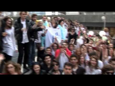 LipDub EDC Paris - Michael Jackson
