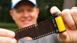 How Does Film ACTUALLY Work? (It's MAGIC)  [Photos and Development] - Smarter Every Day 258