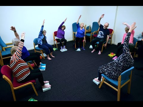 The benefits of yoga for older people