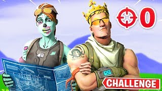 Joogie VS Tfue 's 0 KILLS & NO WEAPONS CHALLENGE