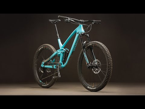 Kona Process 153 CR/DL 27.5 Review - 2018 Bible of Bike Tests