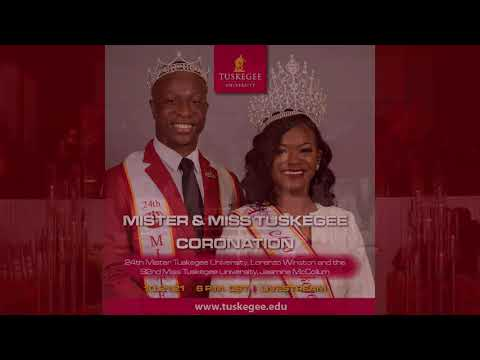 Mister and Miss Tuskegee Gala