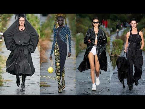 Marine Serre spring-summer 2020 Paris fashion week