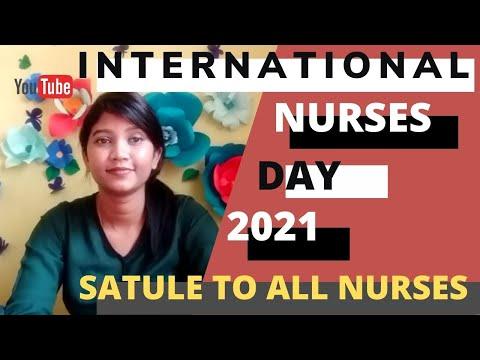 International Nurses Day 2021 Theme | Salute To All Nurses | Fact Sheet
