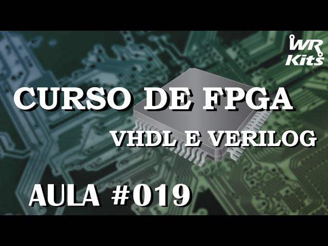 MÁQUINA DE ESTADO | Curso de FPGA #019