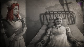 Dead by Daylight The Nurse, Yui Kimura and The Observer Archive Cutscenes|Archives Tome 6:Divergence