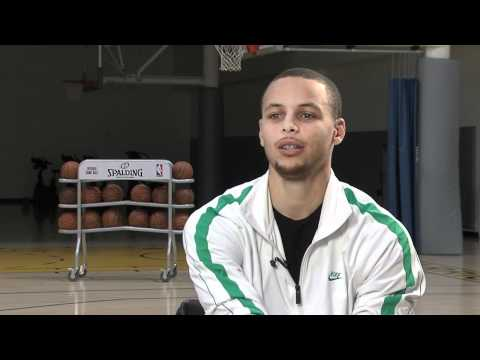 Off The Court With Stephen Curry