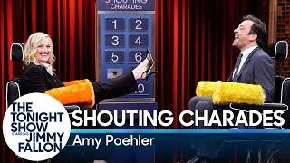 Shouting Charades with Amy Poehler