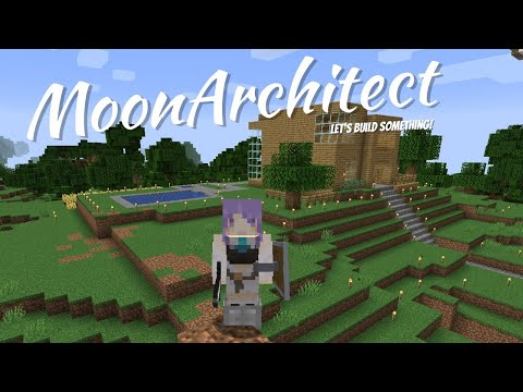【Minecraft】Building time! What will i make?【Moona】