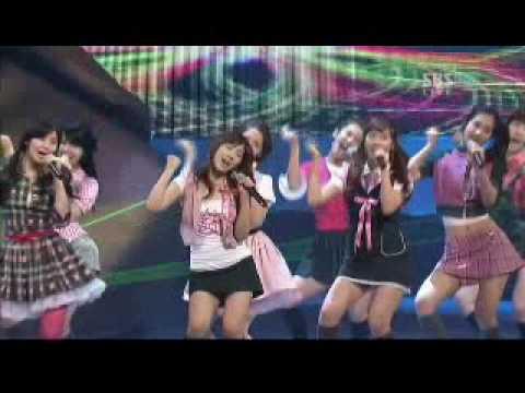 SNSD - Girls' Generation Live